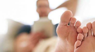 Miért nedvesedik a lábujjak között - A lábizzadás okai