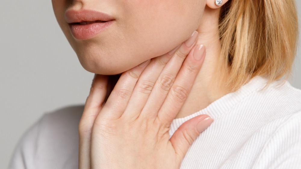 emberi nyaki papilloma