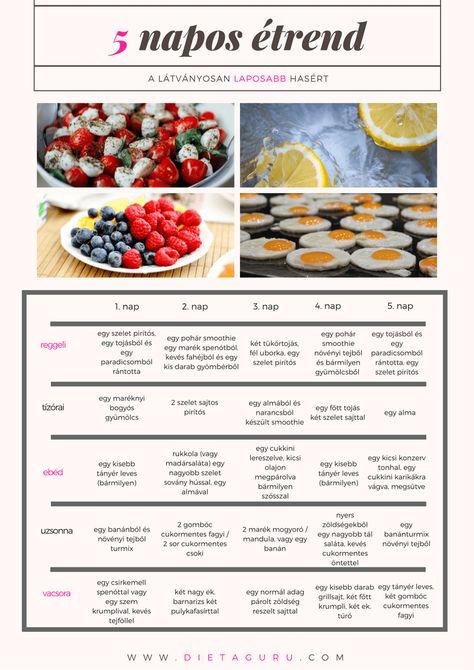gyümölcs vastagbél méregtelenítő étrend A test méregtelenítésének előnyei