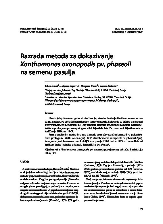 Xanthomonas arboricola pv. pruni baktérium megjelenése őszibarackban