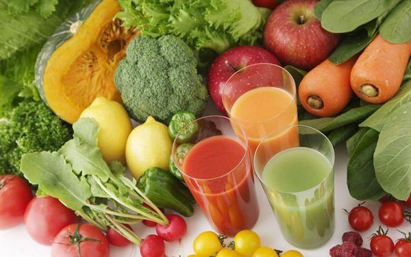 a természetes gyümölcslevek méregtelenítése emlőrák szarkóma